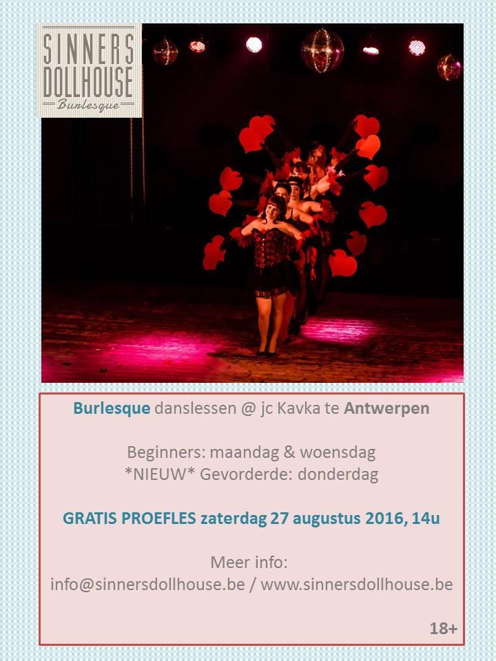lessen najaar 2016 Antwerpen2