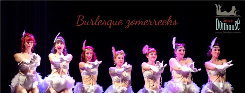 Burlesque zomerreeks 2020
