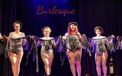 Burlesque lessen najaar 2020