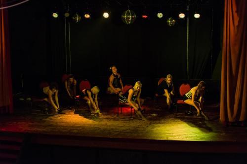 Toxic ladies - group act